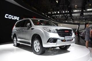 哈弗H9部分配置曝光 或广州车展上市