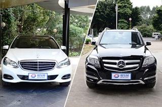 同品牌不同车型如何选 奔驰E级对比GLK
