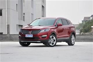 林肯MKC购车手册 推荐2.0T四驱尊雅版