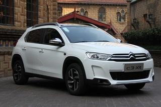 国产雪铁龙C3-XR预售价格区间将公布