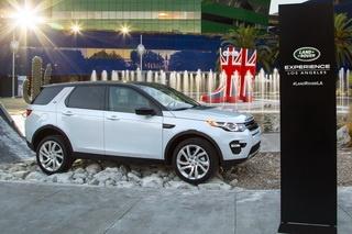 美规发现神行洛杉矶车展亮相 明年将发售
