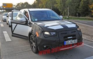 三菱新款欧蓝德量产版 预计2015年内亮相
