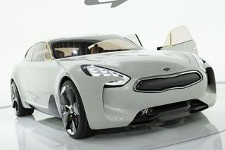 起亚GT概念车确认将量产 预计2018年推出