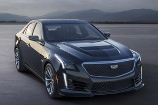 2015北美车展 全新凯迪拉克CTS-V发布