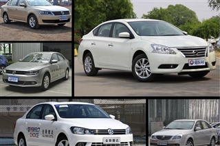 2014年车市热销车型盘点 合资紧凑车篇
