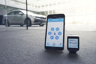 现代将推穿戴设备应用程序 手表控制汽车