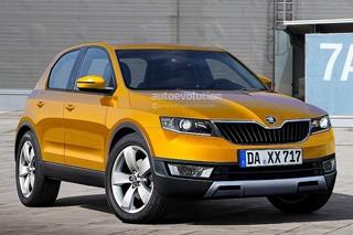 斯柯达小型SUV有望于2017年正式推出