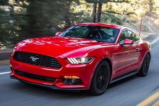 动了谁的奶酪 全新福特Mustang市场分析