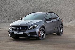 曝Vath将推出395匹马力版的GLA 45 AMG