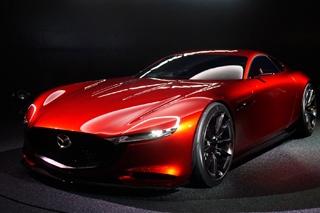 2015东京车展 马自达RX-VISION概念车发布