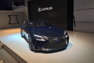 2015东京车展 雷克萨斯LF-FC概念车发布