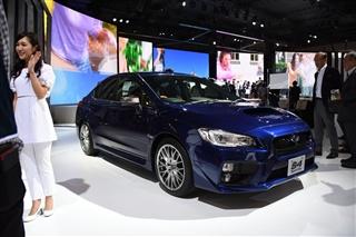 2015东京车展 斯巴鲁WRX S4 SporVita亮相