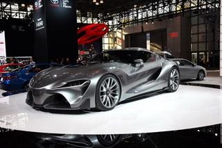 丰田确认将复产Supra跑车 将于2016年发布