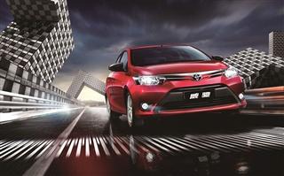 威驰增智臻星耀版车型 售8.18万-8.98万元