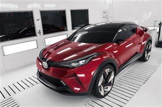 Scion C-HR概念车正式发布 或2016年量产