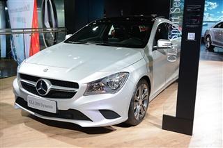 奔驰CLA 200 动感型正式上市 售28.6万元