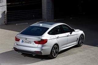 """家族""""合体""""技能 get! BMW 3系GT"""