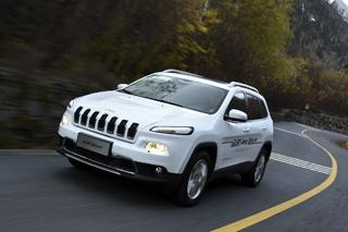 试驾广汽菲克Jeep自由光 卖点鲜明无缩水
