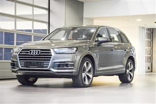 全新奥迪Q7 12月3日上市 增2.0T车型