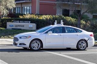 福特蒙迪欧全自动驾驶车将于2016年路试
