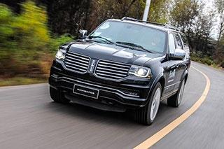 试驾林肯新领航员 最实用的豪华全尺寸SUV
