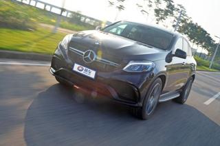 具有跑车性能的SUV  评测AMG GLE63