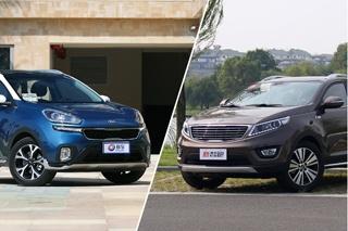 傲跑对比智跑 同门不同级别车型如何选?