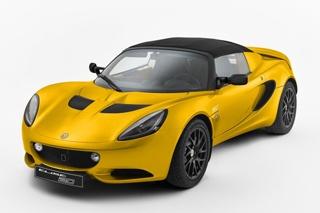 路特斯发布Elise 20周年纪念版车型