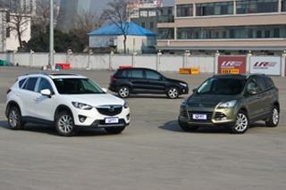 德美日SUV对比评测 哪款车性价比最高