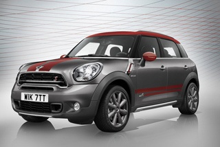 MINI Countryman Park Lane版官图发布