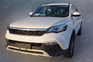 猎豹公布上海车展阵容 CS10将正式上市