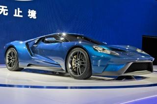 全新福特GT跑车图解 性能旗舰再度归来