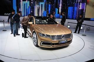 2015上海车展 大众C COUPE GTE概念车图解