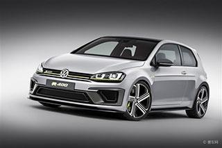 高尔夫R400量产版有望9月发布 明年上市