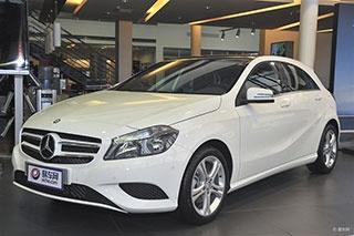 奔驰A180标准型上市 售价23.2万元