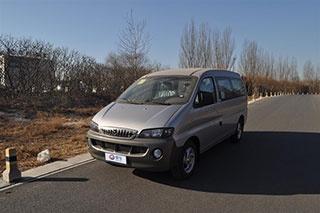 江淮穿梭系列新增两款车型 10.19万元起售