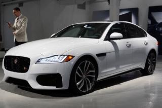纽约车展有望引入国内车型盘点 XF领衔