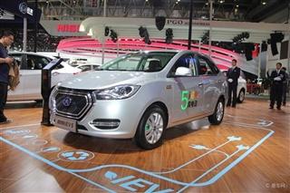 江淮iEV5详细配置曝光 将于上海车展上市