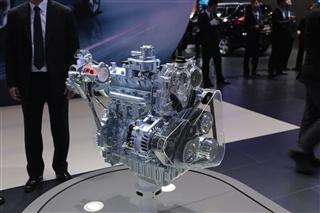 上海车展发动机盘点(上)涡轮技术哪家强