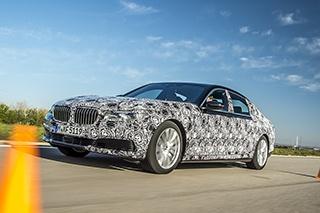 全新BMW 7系技术解析 用科技定义豪华