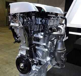 丰马合体 世界最高热效率汽油机诞生!