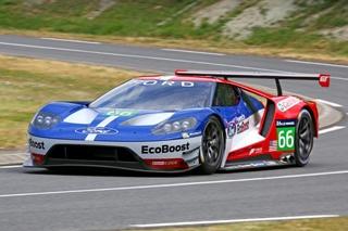 福特发布GT赛车 将重返勒芒24小时耐力赛