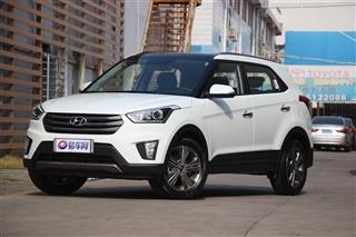 现代将推全新小型跨界SUV 或定名为Creta