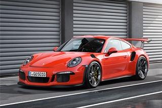 2016年保时捷将推出新车型 命名911 GT
