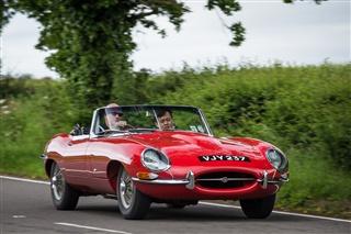 穿越80年的英伦设计 捷豹80周年典藏版
