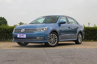 新款朗逸购车手册 推荐1.6L自动舒适版
