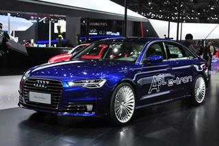 奥迪A6L e-tron将于2016年实现国产