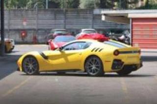 无伪照 559千瓦的法拉利F12 Speciale