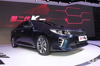 起亚全新K5于9月1日开始预售 10月上市