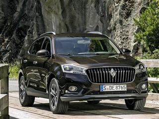 2015法兰克福车展 宝沃BX7全球首发